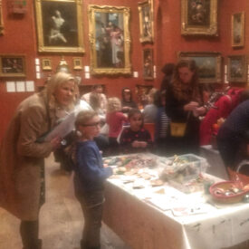 Tove Jansson inspired Workshop at Dulwich Picture Gallery