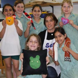 Weekly Stitch Clubs for Children and Young People
