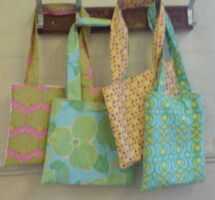 Beginners Sewing Machine – Make a Tote Bag