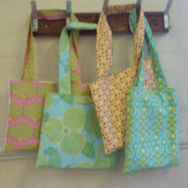 Beginners Sewing Machine For Parent and Child – Make a Tote Bag