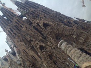 Gaudi in Barcelona, A reflection by Katie Weitzman