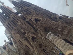 Gaudi in Barcelona, A reflection by Katie Weitzman